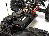 Радіокерована модель Монстр 1:8 Himoto Raider MegaE8MTL Brushless (зелений), фото 8