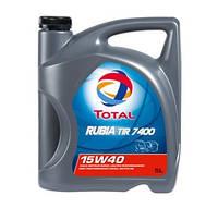Моторное масло Total Rubia TIR 7400 15W-40 1л