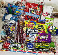 Подарочный набор американских сладостей Sweet Box