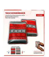 Грілка для рук кишенькова багаторазова Taschenwarmer - 2шт