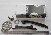 Комплект ГРМ на Fiat Doblo 1.3 JTD оригинал RUVILLE 3458010S Фиат Добло