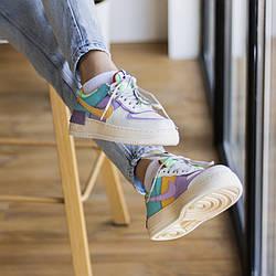 Air Force Shadow Pale Ivory Кроссовки | кеды | обувь | тапки