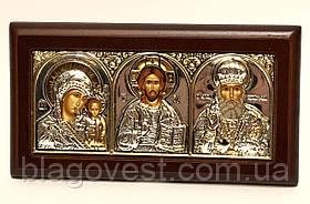 Икона Триптих 65х120мм ep1-501 (7.6) К