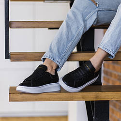Black / white Кроссовки | кеды | обувь | тапки