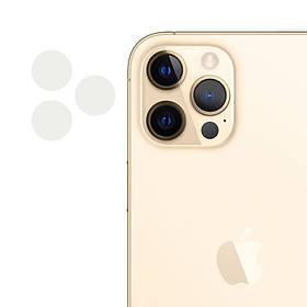 """Гнучке захисне скло 0.18mm на камеру (тех.пак) для Apple iPhone 12 Pro Max (6.7 """")"""