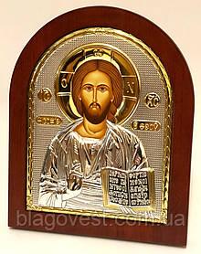 Икона Спаситель 115х125мм ek3-001 (9.6) К