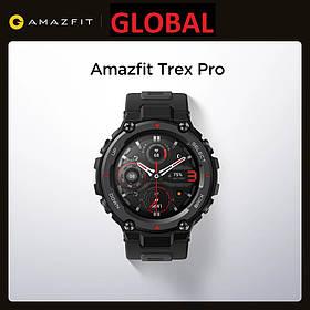 Смарт-часы XIAOMI Amazfit T-Rex Pro Meteorite Black новинка GLOBAL