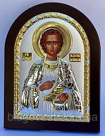 Икона Пантелеимон 20х26