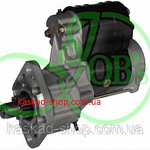 Стартер редукторний 24в 4,5 кВт z9 Ruggerini