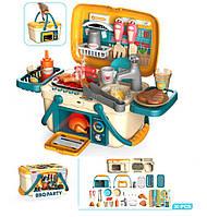 Ігровий набір кухня у валізі 13М02