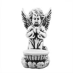 "Ангел на памятник Decoline ""Ангел с чашей"" (разм.) (полистоун) AN0028-7(Р)"