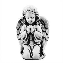 Ангел на памятник Decoline Ангел в молитве бол. (разм.) (полистоун) AN0704-7(P)