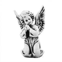 """Ангел на памятник Decoline """"Ангел в молитве"""" мал. (разм.) (полистоун) AN0032-7(P)"""