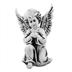 Ангел на памятник Decoline Ангел в молитве (разм.) (полистоун) AN0705-7(P)