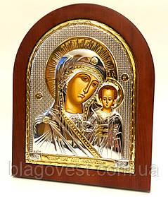 Икона Казанская 115х125 мм ek3-004 (9.6) K
