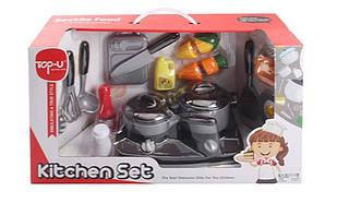 Дитяча ігрова посуд TP651-52