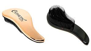 Розчіска для волосся Бронзова Esthetic House Hair Brush For Easy Comb