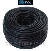 Трубка для краплинного поливу 16мм інтервал 20см EVCI (200М)