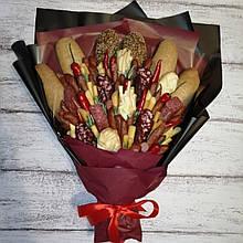 Съедобный поздравительный букет Безалкогольный для мужчины женщины подарок