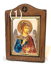 """Ікона Ангел Хранитель """"Sinay Silver"""" (130х170мм) Ш"""