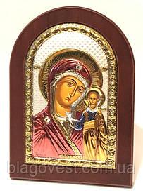 Икона Казанская 10х14