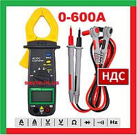 Toptul EAAC0260E.Токоизмерительные клещи, электроизмерительные, токовые, мультиметр с токовыми клещам