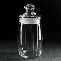Банка для сыпучих продуктов Jar Club 1л, Luminarc.