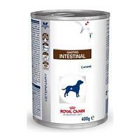 Royal Canin GASTRO INTESTINAL консервы для собак.Вес 400гр.12шт