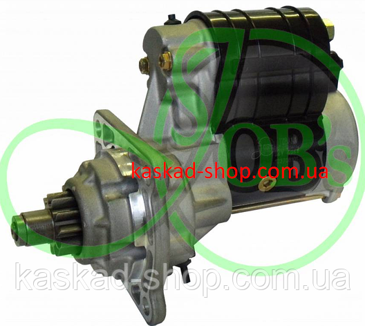 Стартер редукторний 24в 4,5 кВт AgcoRower, фото 2