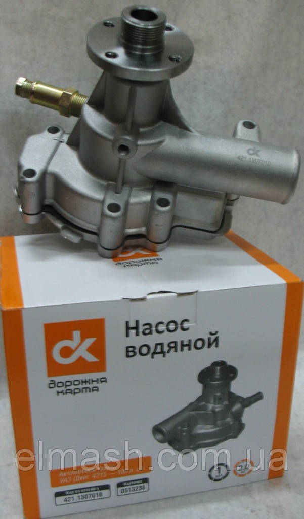 Насос водяной ГАЗЕЛЬ (двигатель 4215 -100 л.с.) <ДК>