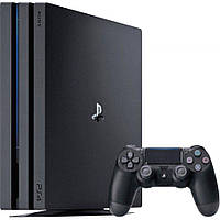 Игровая приставка Sony PlayStation 4 Pro (PS4 Pro) 1TB Black (9773412) [34019]