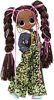 Лялька ЛОЛ ОМГ Ремікс Милашка L. O. L Surprise! OMG Remix Honeylicious Fashion Doll