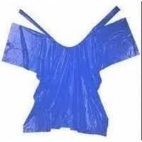 Пеньюар Panni Mlada 0,9х1,6 м (100 шт/пач) из полиэтилена цвет: синий