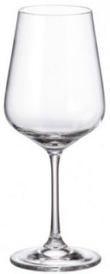 Набір келихів для вина Bohemia Strix 580 мл 6 шт 1SF73/00000/580