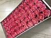 Мильна роза, роза з мила, троянди для букетів з мильних троянд