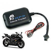 Недорогая GSM сигнализация для мотоциклов с датчиком вибрации и функцией AGPS - отслеживания местоположения по