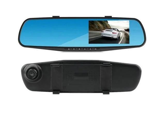 Видеорегистратор зеркало DVR 138 Full HD + камерой заднего вида