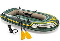 Двухместная Надувная Лодка Seahawk 2