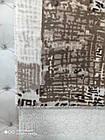 Набор ковриков для ванной комнаты 2 предмета MARKALAR прорезиненные Турция лучшая цена, фото 2