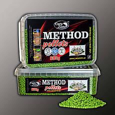 Метод пеллетс Method Pellets Garlic (Чеснок) 600g 3mm
