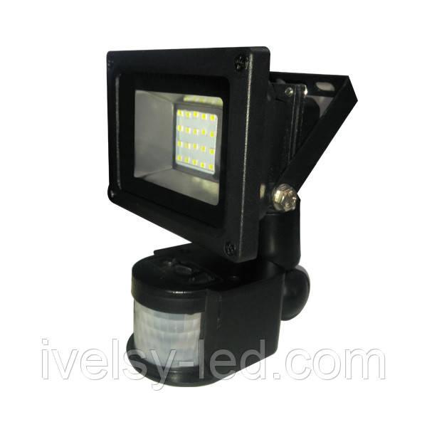 Прожектор світлодіодний Electrum LITEJET-20S З ІКД 20W 6500К