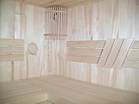 Лежак (полок) липа 60 х 24 х 2500 мм