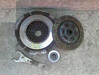 Сцепление комплект ВАЗ 2121 21213 21214 2131 Нива Тайга 2101 2102 2103 2104 2105 2106 2107 корзина диск выжимной подшипник вилка бу