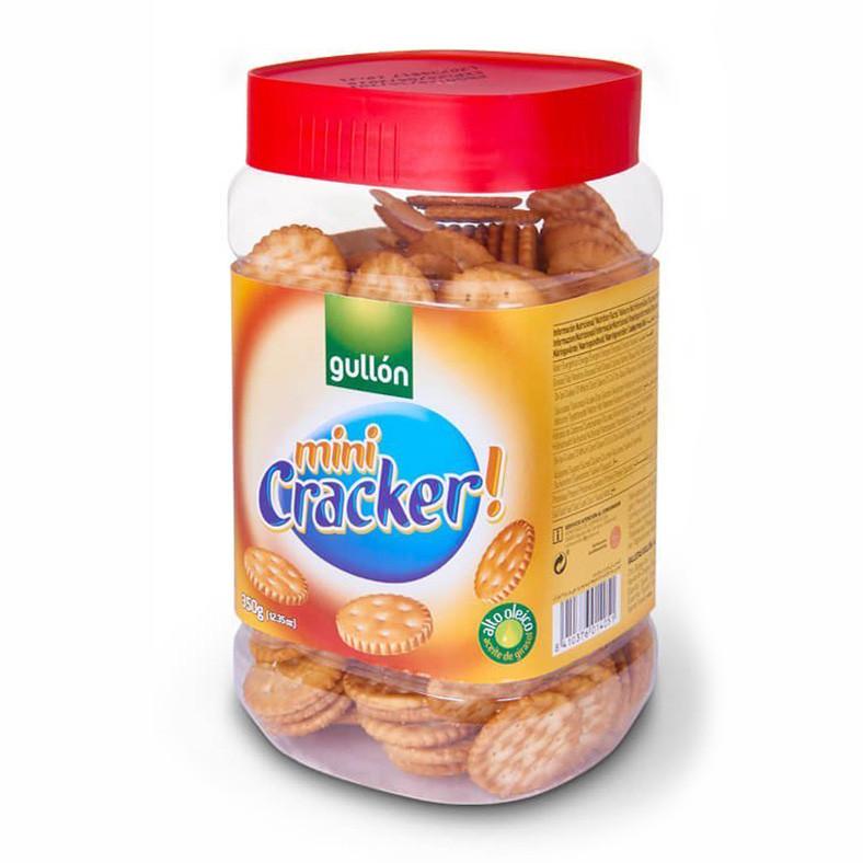 Печиво GULLON крекер Mini cracker, 350 г