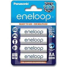 Panasonic Eneloop 2000 mAh (min 1900 mAh) BK-3MCCE 4BE