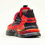 Кросівки BaaS 1689-8 дів. 579241 Червоні, фото 5