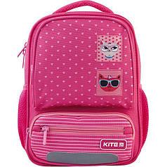 Рюкзак детский Kite Kids Cool Cats K21-559XS-1, Розовый