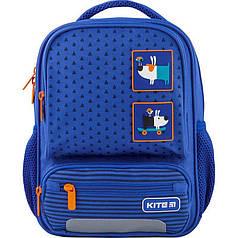 Рюкзак детский Kite Kids Cool Dogs K21-559XS-2, Синий