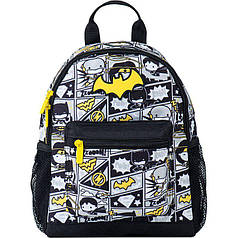 Рюкзак детский Kite Kids DC comics DC21-534XS, серый, желтый