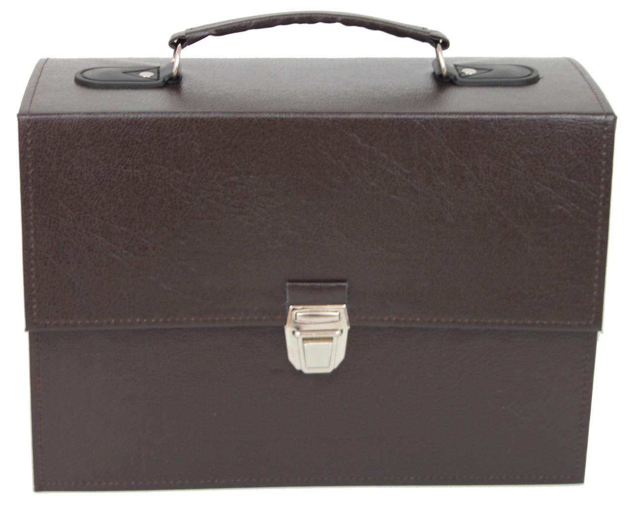 Складаний чоловічий портфель з шкірозамінника Argument ЅЅА485.23